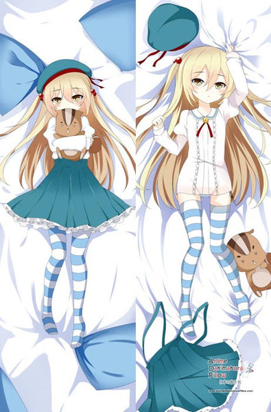 New Inou Battle wa Nichijou-kei no Naka de Anime Dakimakura Japanese Pillow Cover ContestNinetyNine 22 - Anime Dakimakura Pillow Shop | Fast, Free Shipping, Dakimakura Pillow & Cover shop, pillow For sale, Dakimakura Japan Store, Buy Custom Hugging Pillow Cover - 1