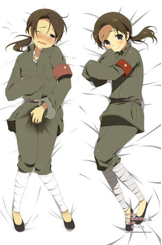 New Hetalia Axis Powers China Anime Dakimakura Japanese Pillow Cover ContestOneHundredOne 5 - Anime Dakimakura Pillow Shop | Fast, Free Shipping, Dakimakura Pillow & Cover shop, pillow For sale, Dakimakura Japan Store, Buy Custom Hugging Pillow Cover - 1
