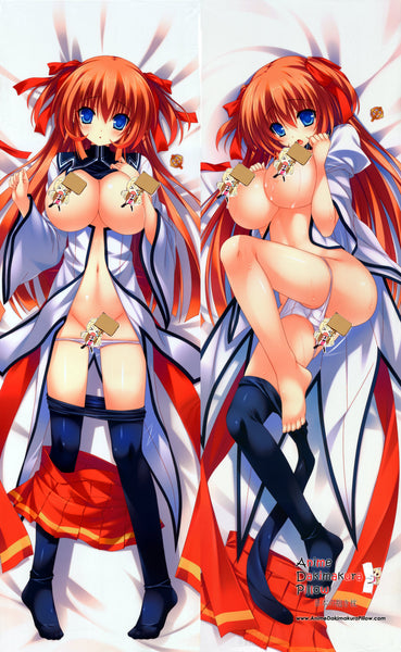 New Zettai Saikyou Oppai Sensou - Milphalia Ur Urrila Anime Dakimakura Japanese Pillow Cover Limited Design - Anime Dakimakura Pillow Shop | Fast, Free Shipping, Dakimakura Pillow & Cover shop, pillow For sale, Dakimakura Japan Store, Buy Custom Hugging Pillow Cover - 1