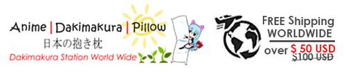 Anime Dakimakura Pillow Shop | Fast, Free Shipping, Dakimakura Pillow & Cover shop, pillow For sale, Dakimakura Japan Store, Buy Custom Hugging Pillow Cover