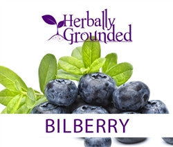 Bilberry Leaf by Herbally Grounded