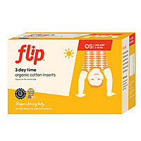 Flip Organic Day Inserts 3-pack