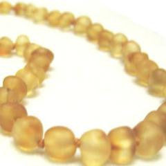 Amber Necklace - Adult