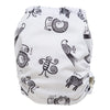 GroVia One-Size Cloth Diaper Shell