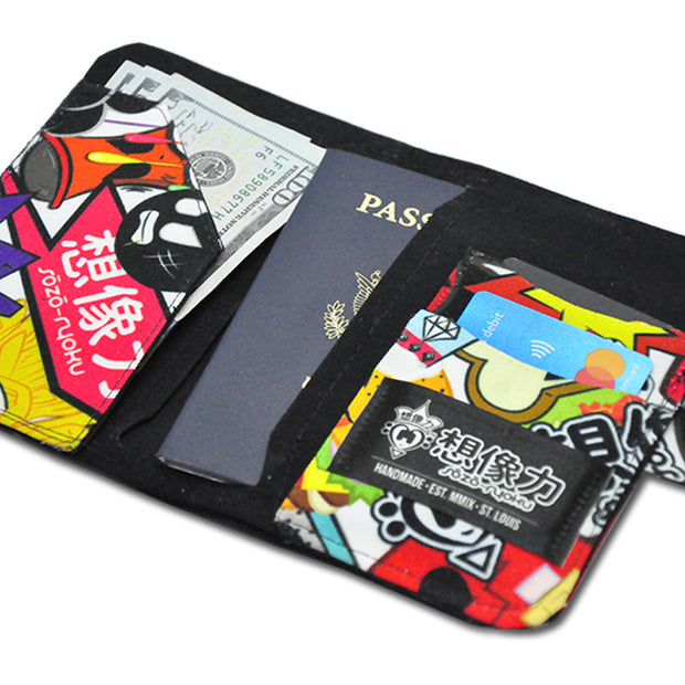 Aikon Passport Cover