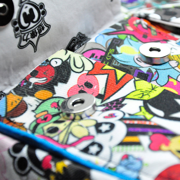 Character Splash Kawaii Backpack