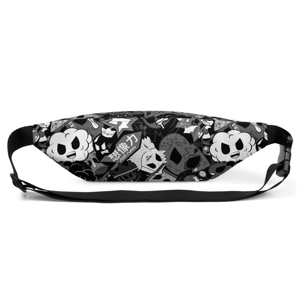 Aikon Blackout Fanny Pack