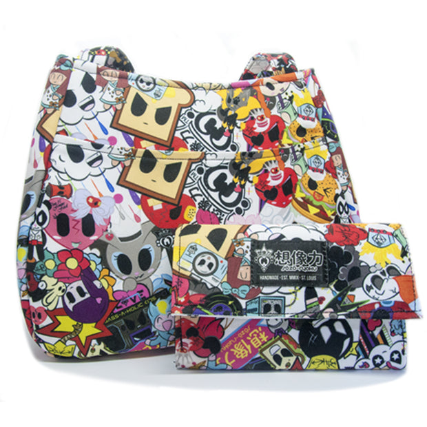 Character Splash Anywhere Tote