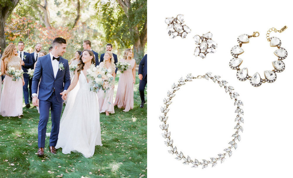 Wedding Jewelry for the Modern Bride