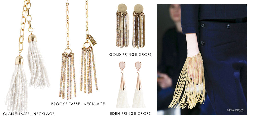 5 fall trends to try right now: Fringe | olive + piper
