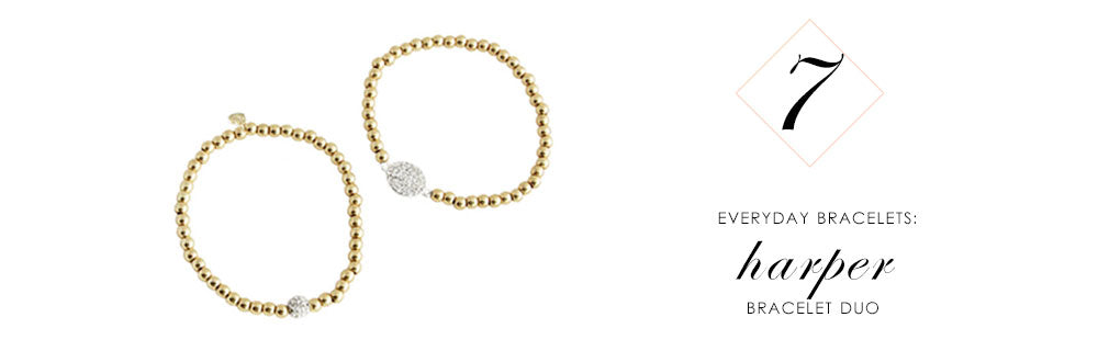 8 Pieces of Jewelry You Need Right Now: Harper Bracelet Set