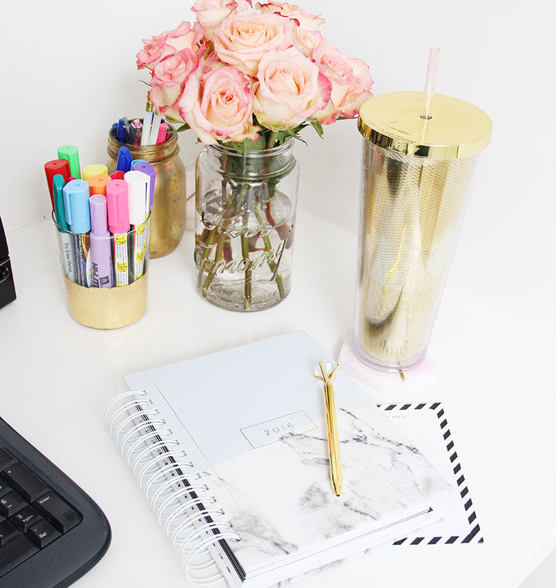 5 Things You Must Have at Your Desk from Tania