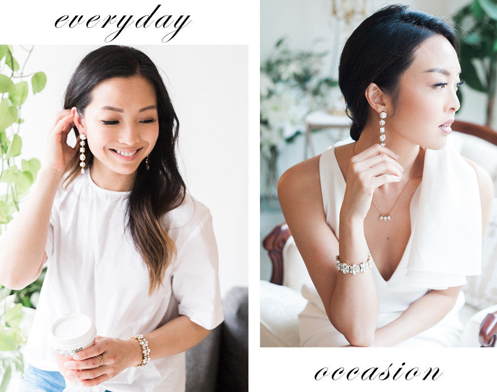 olive + piper Luxe Collection: Versatile High Quality Fashion Jewelry