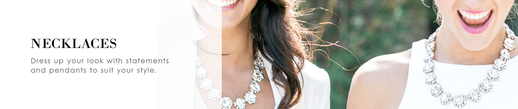 Statement Necklaces and Layering Necklaces | olive + piper