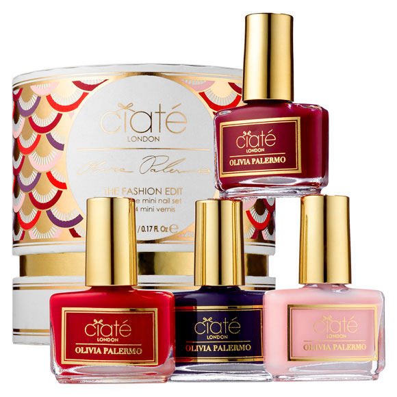 Olivia Palermo x Ciate London Nail Polish Set