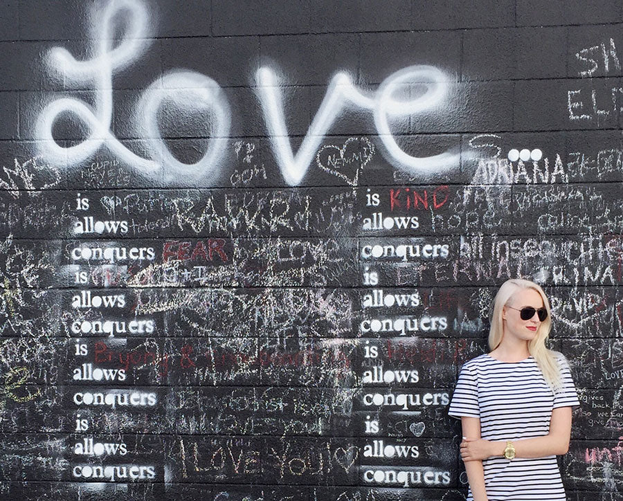 Guide to Vancouver's Best Instagram Walls: olive and piper