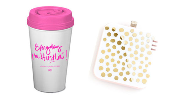 ABD Travel Mug, Bando Portable Charger