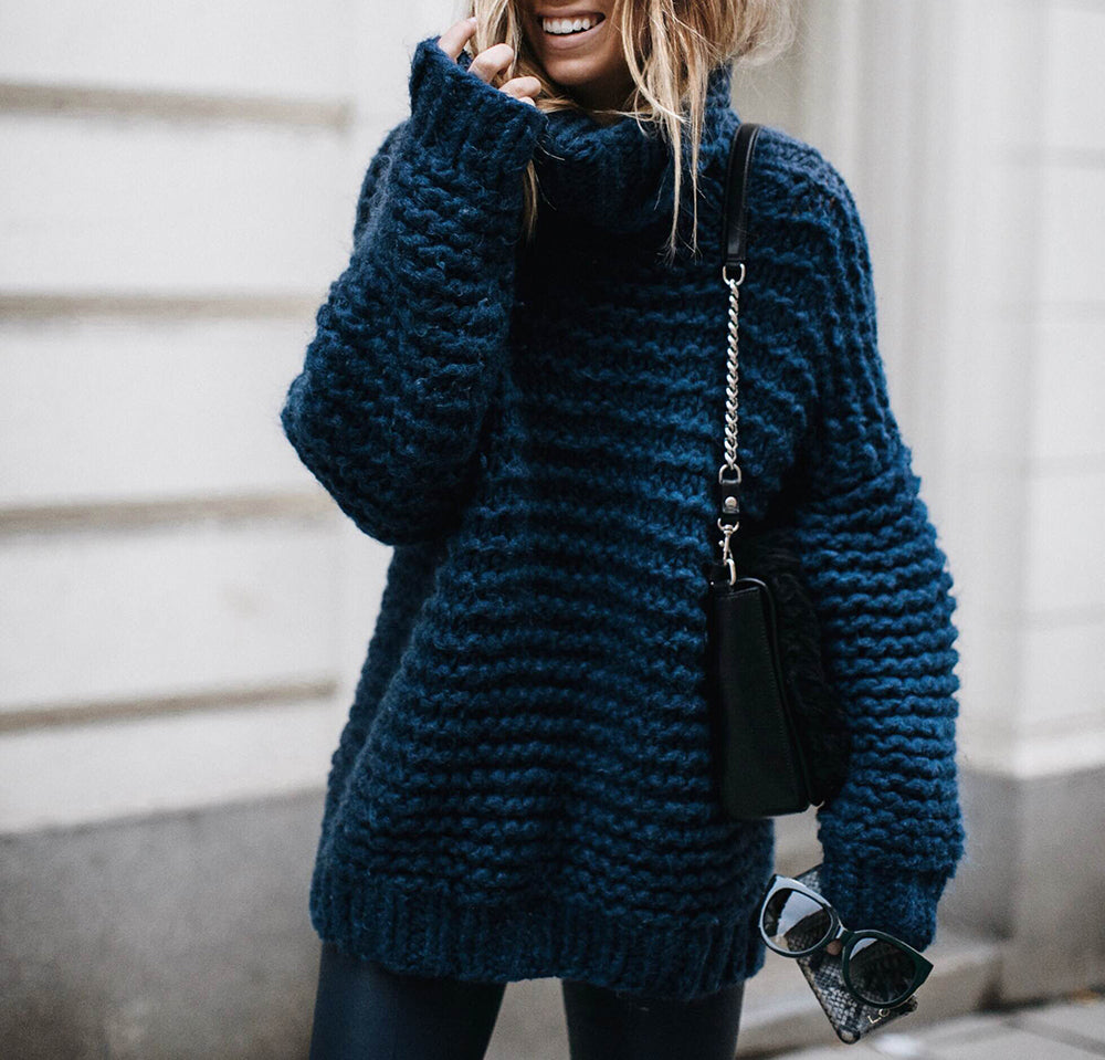 Fall Wardrobe Staples To Buy Right Now: Cozy Sweater