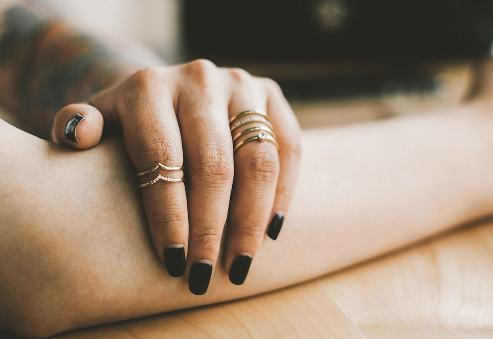 How to Layer Jewelry with Lilyanne Nguyen
