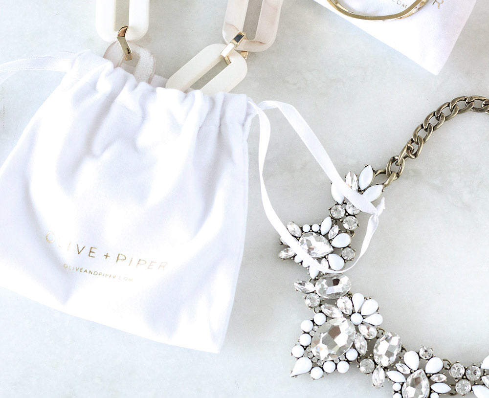 How To Pack Your Jewelry For Vacation with Pouches