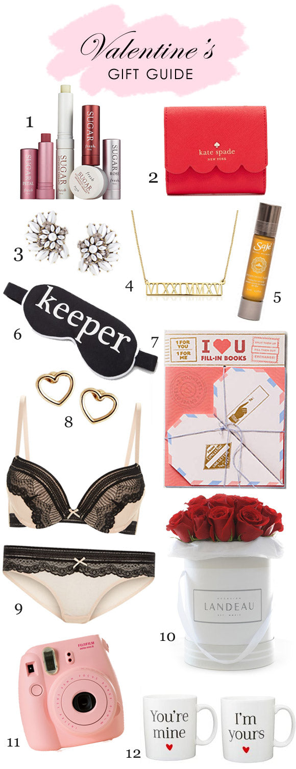 Valentine's Day Gift Guide | olive + piper Gift's For Her