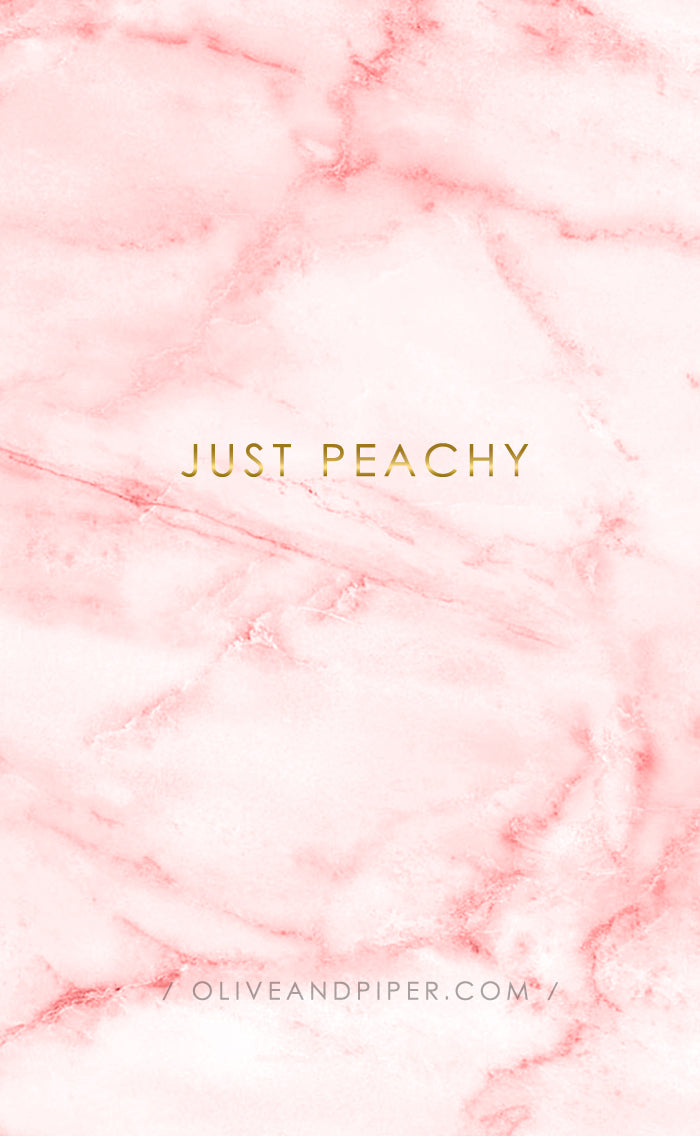 Iphone wallpaper chic - Marble Wallpaper For Your Phone Olive Piper