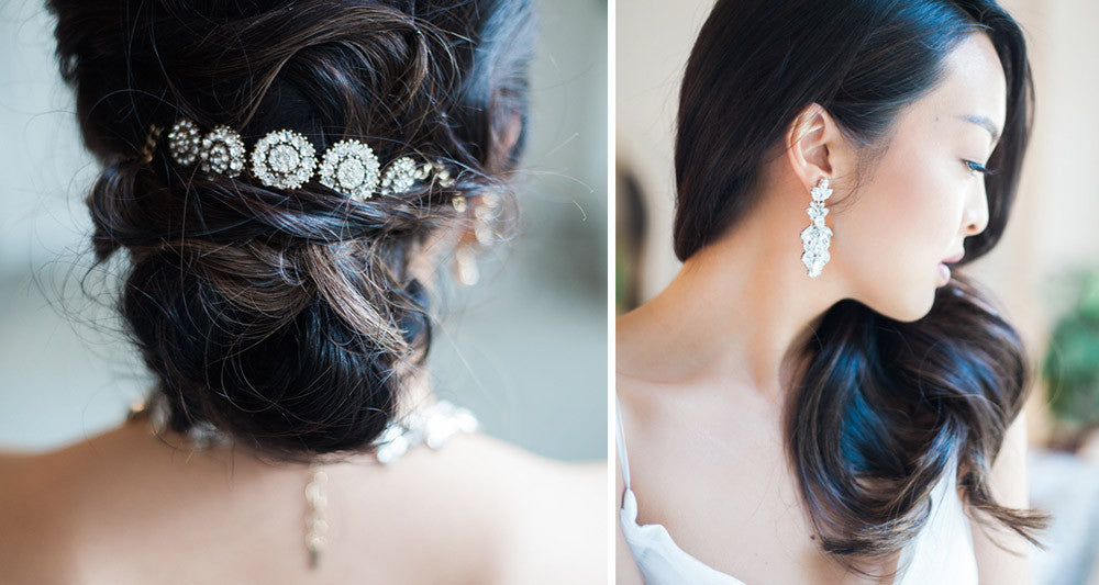 Bridal Hair, Wedding Hairstyles