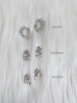Create Your Stud Set - Silver