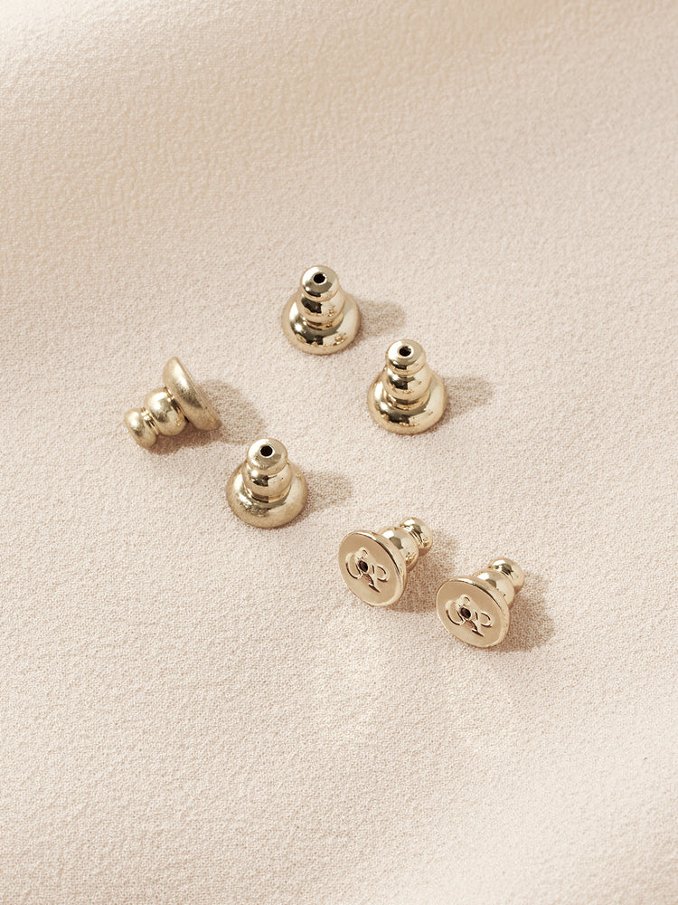 olive + piper Earring Backings (3 Pairs)