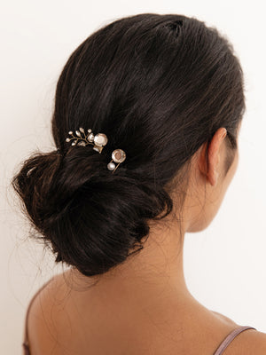 Load image into Gallery viewer, olive + piper Ava Hair Pins