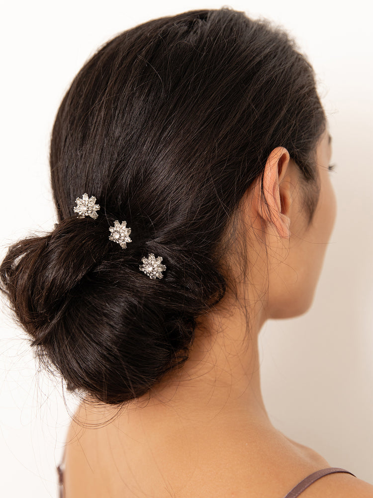June Hair Pins (Set of 3)