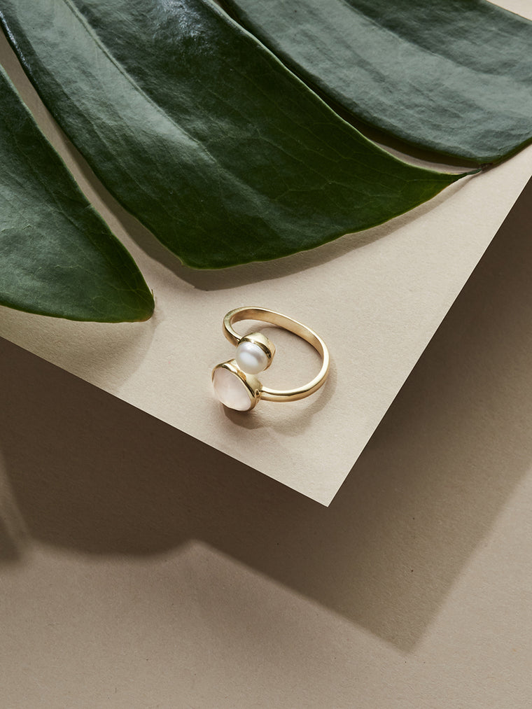 olive + piper Perla Ring