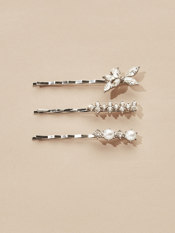 olive + piper Emery Hair Pins (Set of 3)