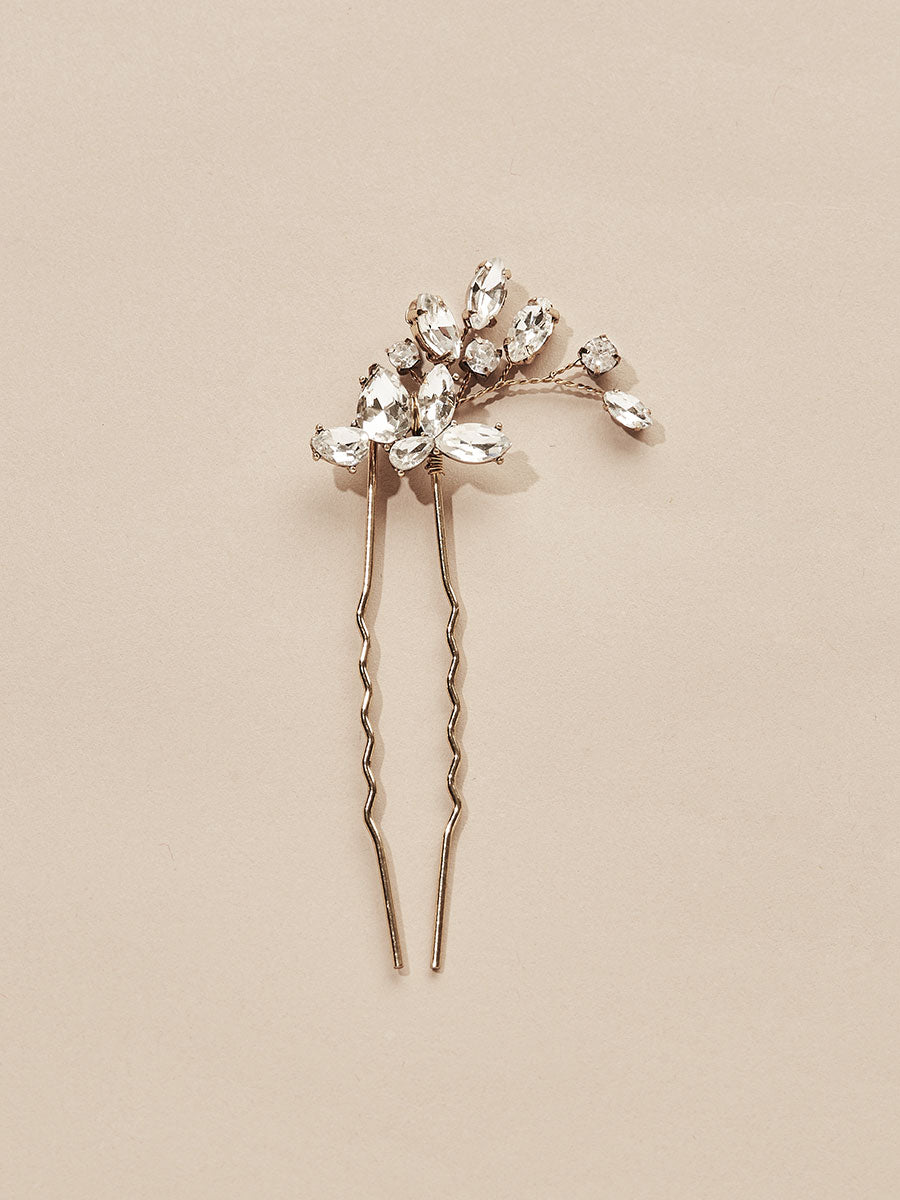 olive + piper Quinn Crystal Hair Pin