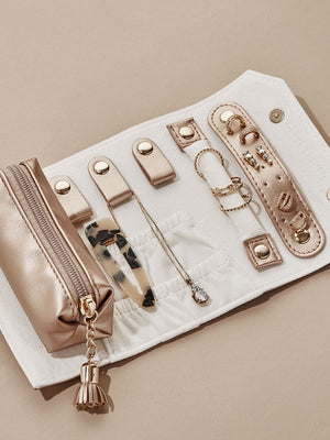 olive + piper Jewelry Travel Roll