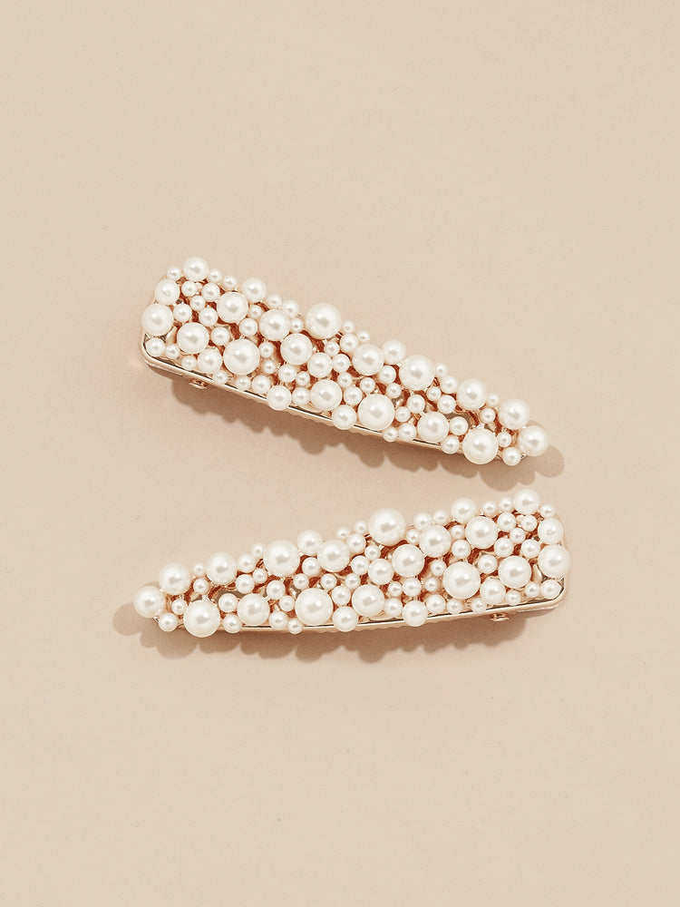 Celine Hair Clips (Set of 2)