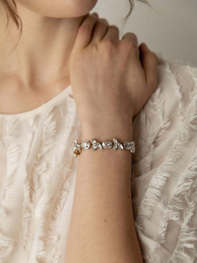 Load image into Gallery viewer, olive + piper Cooper Statement Bracelet