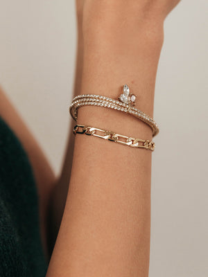 Load image into Gallery viewer, olive + piper Figaro Bracelet