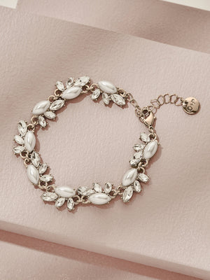 Load image into Gallery viewer, Pearl Edna Bracelet