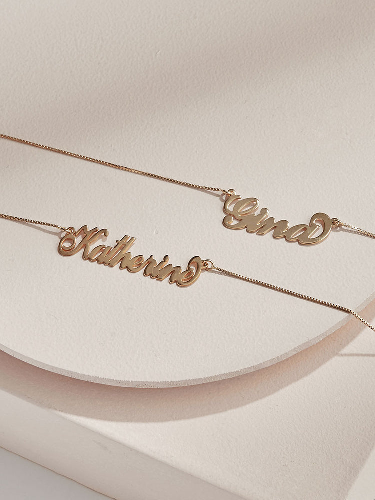 Signature Carrie Necklace