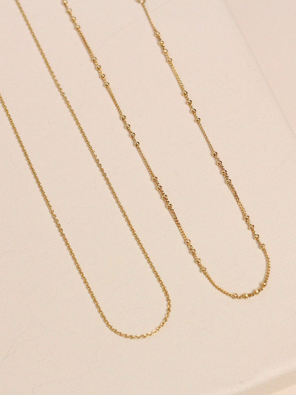 olive + piper Pendant Chain Necklace