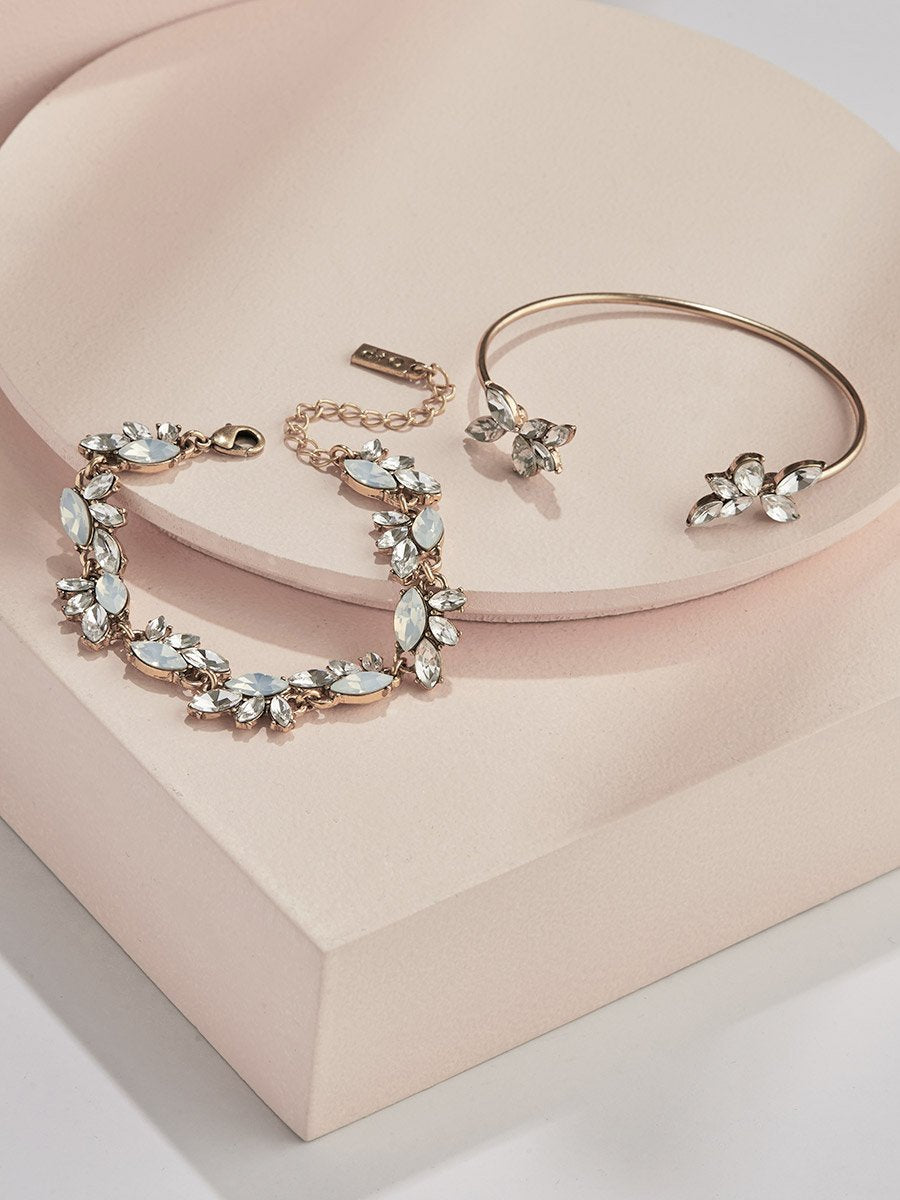 Desiree Statement Bracelet Set