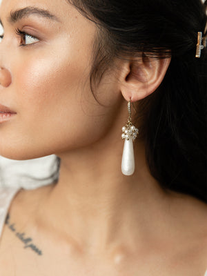 olive + piper Salvador Drop Earrings