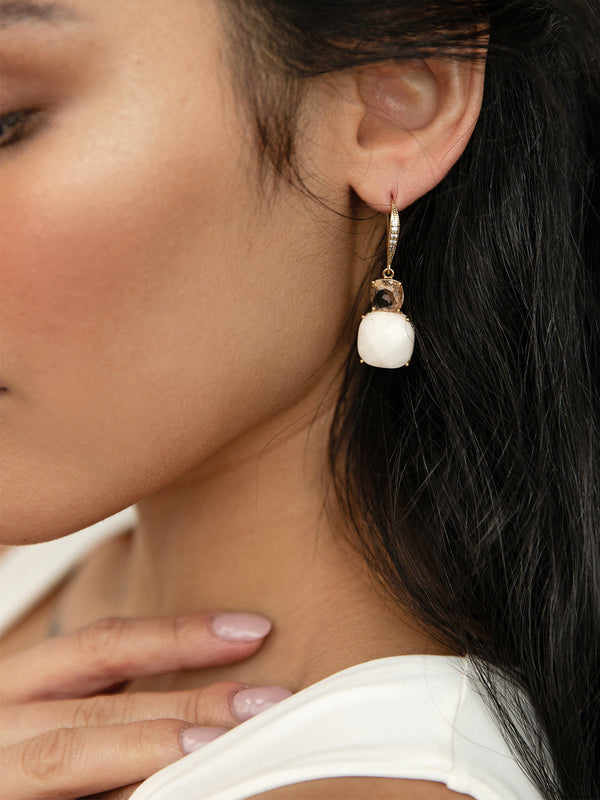 olive + piper Carlise Drop Earrings