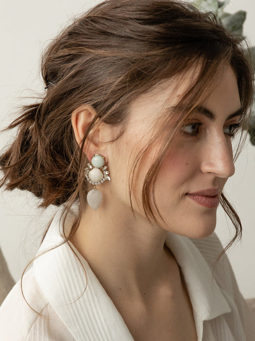olive + piper August Statement Earrings