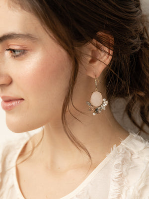 Load image into Gallery viewer, olive + piper Benson Statement Earrings
