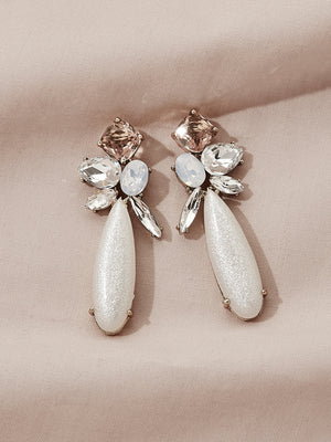 olive + piper Valerie Statement Earrings