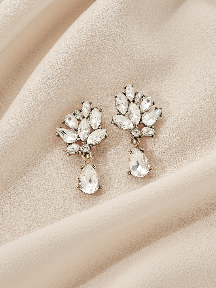 Load image into Gallery viewer, olive + piper Jasmine Drop Earrings