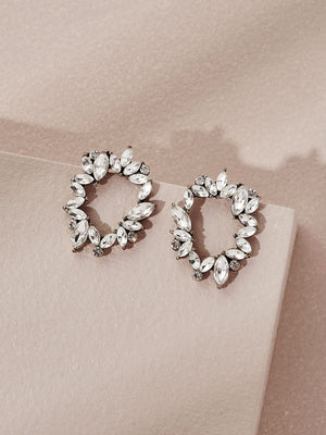 Load image into Gallery viewer, olive + piper Saint Stud Earrings