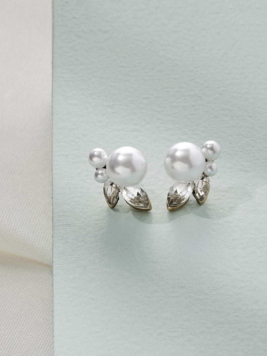 olive + piper Mischa Stud Earrings